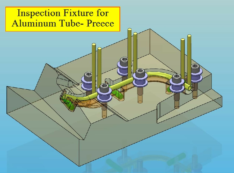 Preece: Tube Inspection Fixture